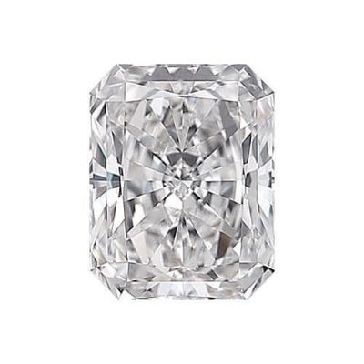 Moissanite Radiant